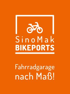 Sinomak Bikeports Fahrradgarage Nach Mass